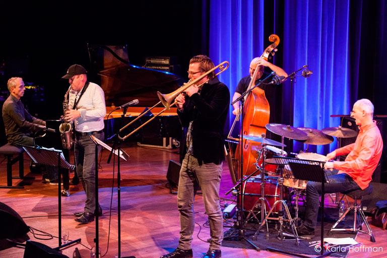 Paul van Kemenade Classic Quintet | Fotografie Karla Hoffman
