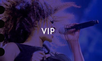 VIP Arrangement Tickets
