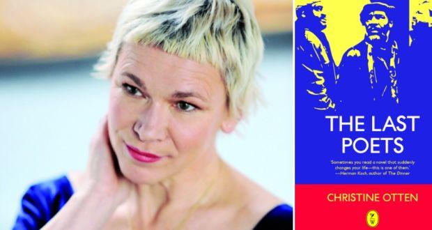Christine Otten Last Poets
